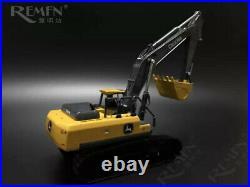 1/50 Scale John Deere E360 LC Excavator Metal Tracks Diecast Vehicle Model Toy