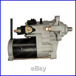 1400-0173 John Deere Parts Starter 290D INDUST/CONST 490 EXCAVATOR 493D FELLER