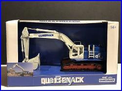 150 ERTL John Deere 470 G LC Excavator Quakernack Rare Discontinued Custom