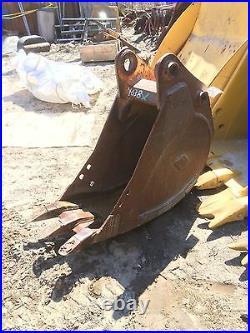 17 Hensley Kobelco SK120 John Deere 120 Caterpillar 312 Trench Excavator Bucket