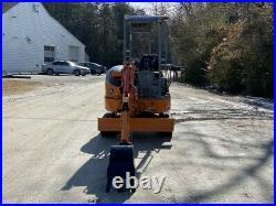 2006 John Deere Excavator w Jack Hammer & Big Tow Trailer