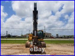 2014 John Deere 250G LC Hydraulic Excavator A/C Cab Aux Hyd Tractor bidadoo