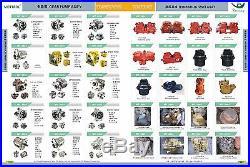 4309832 Relief Valve FITS FOR Hitachi Excavator ZAX200 EX200-5, JOHN DEERE