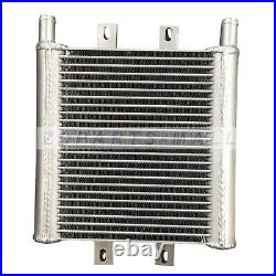 4373424 Oil Cooler for John Deere Excavator 27C 27ZTS 35C 35ZTS 50ZTS