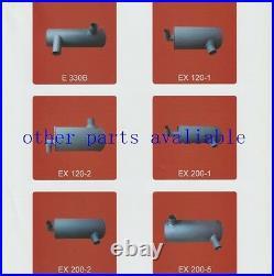 4416602 Muffler As Fits For John Deere Excavator Jd 210 6bg1 Engine, USA Seller
