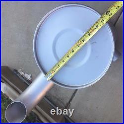 4625214 MUFFLER FITS JOHN DEERE Excavator JD 190DW 220DW 225DLC, NEW, FAST SHIP