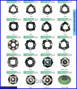 4636444 Coupling With Hub 16 Holes Fits Hitachi Zax450-3 John Deere 450dlc
