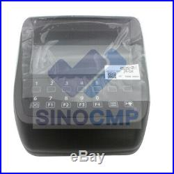 4684077 OEM Monitor Display Panel For John Deere 75D 135D Excavator, 1 year wty