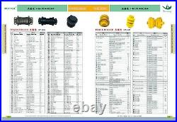 9144658 TRACK ADJUST CYLINDER ASSY FITS HITACHI EX200-5 ex210-5 zax200