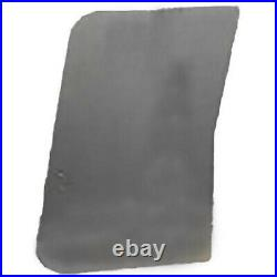 AT154426 New Top Front Door Glass Panel Fits John Deere 190E 490E 690ELC 790ELC