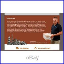 AU43241 New LH Bucket Link For John Deere Crawler Excavator 690 690A 690B 690C