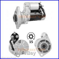 Anlasser für YANMAR 4TN78 4TN82 Takeuchi John Deere 129400-77011 S13-332 S13-294