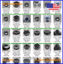 At215845 Shaft Prot, Slewing Pinion Fits John Deere 120 110, Swing Reduction