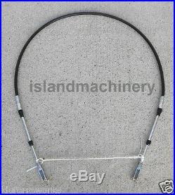 At32563 John Deere Dozer / Crawler Throttle Cable 350 350b 450 450b