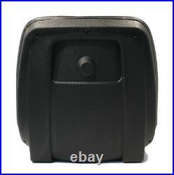 Black High Back Seat for John Deere LX277, LX288, SST16, SST18, X720, X724, X749