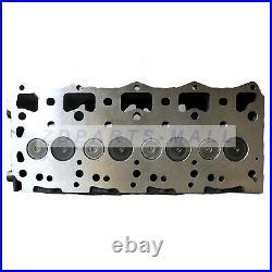 Complete Cylinder Head Assy for John Deere 50ZTS Excavator