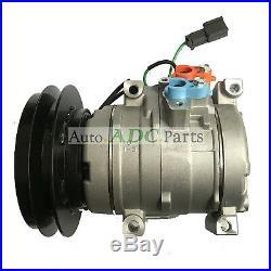 Compressor 4431081 for John Deere 120C 160C LC 180CW Excavator