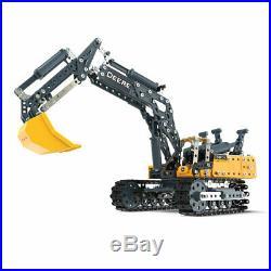 Erector by Meccano John Deere 380G Excavator Toy