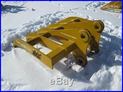 Excavator Root Rake NEW Cat 330DL 330D 336 Hitachi John Deere Volvo Hyundai JCB