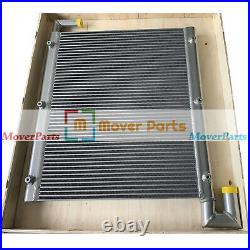 Fits for John Deere Excavator 490E Oil Cooler 4285627