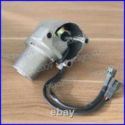 For John Deere 200LC Hitachi EX120-5 EX200-5 EX300-5 Throttle Motor KP56RM2G-019
