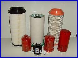 INGERSOLL RAND 7.71, 7/71 Filter Service Kit (John Deere Eng)