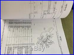 JOHN DEERE PC2151 PARTS Book CATALOG 690D EXCAVATOR 693D FELLER BUNCHER 690DR