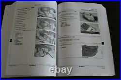John Deere 120 Excavator Repair Service Technical Manual Tm1660