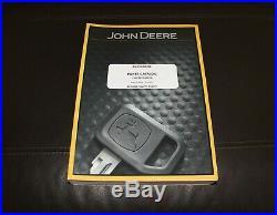 John Deere 120d Excavator Parts Catalog Manual Pc10084