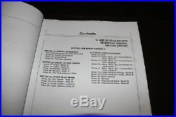 John Deere 15 & 25 Excavator Repair Service Technical Manual Tm1385