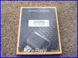 John Deere 160DLC Excavator Technical Shop Service Repair Manual TM10091