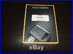 John Deere 160clc Excavator Parts Catalog Manual Pc9085