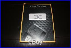 John Deere 160lc Excavator Repair Service Technical Manual Tm1662