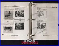 John Deere 17g Compact Excavator Service Operation & Test Manual Tm13325x19