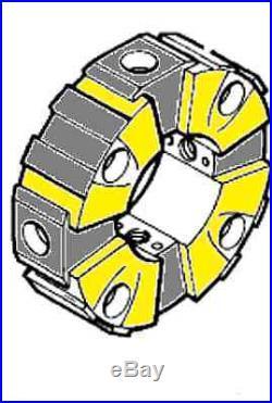 John Deere 200lc Excavator Hydraulic Pump Coupling