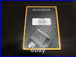 John Deere 250glc Excavator Parts Catalog Manual Pc10217