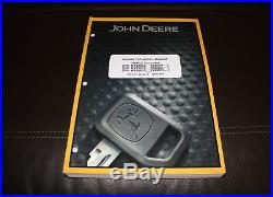 John Deere 250glc Excavator Repair Technical Service Manual Tm12177