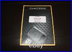 John Deere 270dlc Excavator Parts Catalog Manual Pc9544