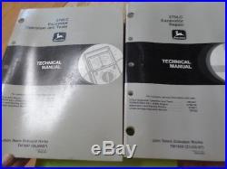 John Deere 270lc Excavator Operation, Test&repair Technical Manual Tm1667 Tm1668