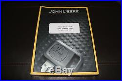 John Deere 270lc Excavator Repair Service Technical Manual Tm1668