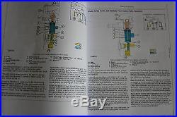 John Deere 27d Excavator Service Operation & Test Manual Tm2355