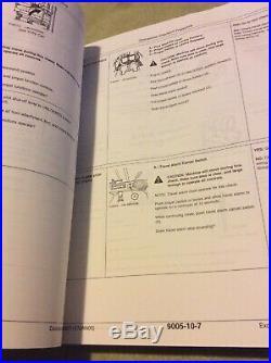 John Deere 330LC 370 200LC Excavator Logger Operation Test Service Manual Book