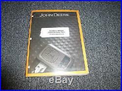 John Deere 350DLC 350 DLC Excavator Shop Technical Repair Service Manual TM2360