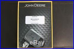 John Deere 35c Zts Excavator Parts Catalog Manual Pc9221