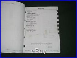John Deere 35zts Excavator Technical Service Shop Operation & Test Manual Tm1840