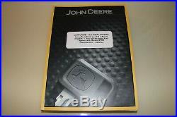 John Deere 4.5l 6.8l 4045hf285 6068hf285 Powertech Engine Service Manual Ctm502