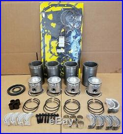 John Deere 4039d 300 Series Major Engine Overhaul Kit 210d 310d 400g 290d