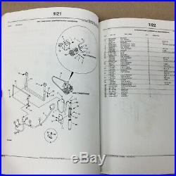 John Deere 450CLC PARTS MANUAL CATALOG BOOK HYDRAULIC EXCAVATOR JD GUIDE PC2888