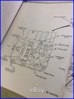 John Deere 490D 590D Excavator Operation Test Repair Service Manual TM1389 Book