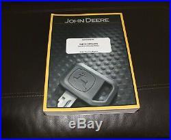 John Deere 50d Excavator (sn 275000-) Parts Catalog Manual Pc10117